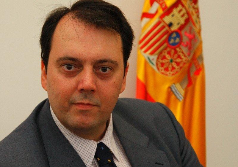 Félix de Paz, director de la Oficina Española de Turismo en Moscú.