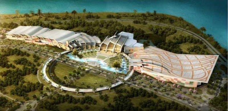 Panamá invierte US$193,69 millones en un nuevo Centro de Convenciones.