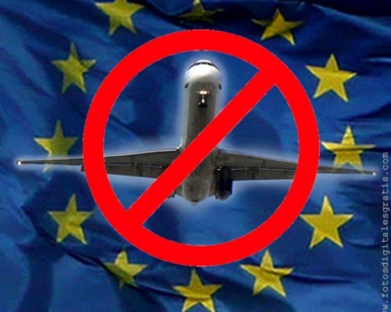 Actualizan lista negra de aerolíneas inseguras, en la que levantan la prohibicón a Jordan Aviation y mantienen a Conviasa de Venezuela..