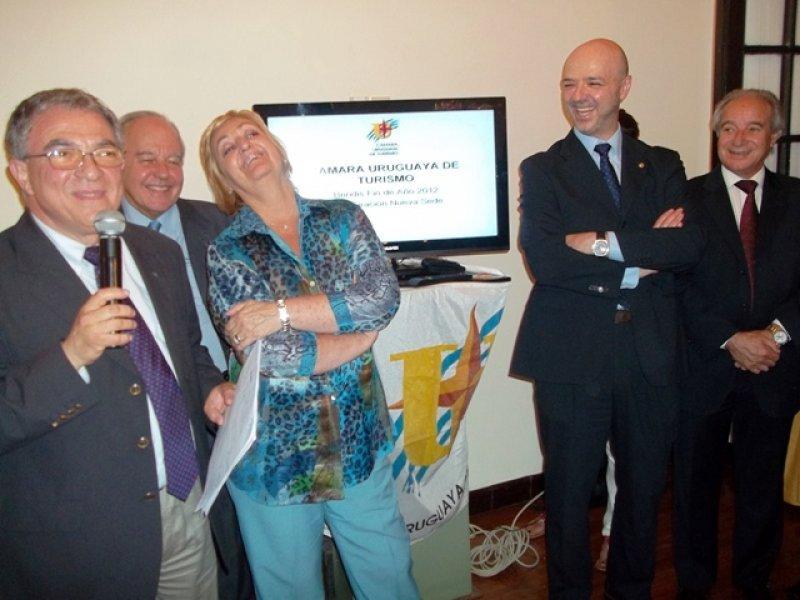 Kechichián destacó madurez del sector turístico en Uruguay