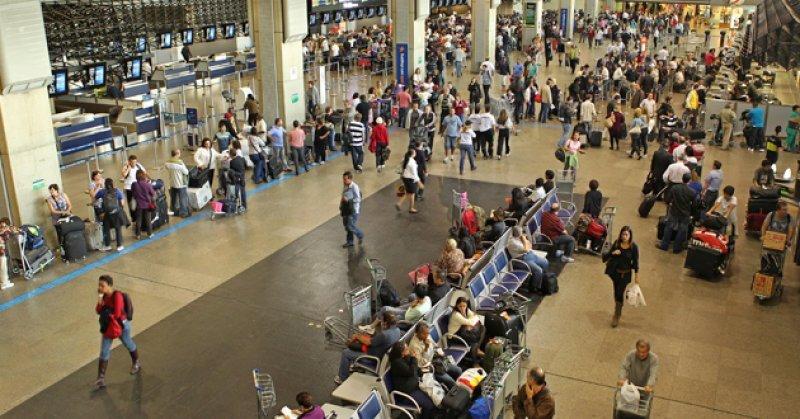Europa y Estados Unidos son los destinos favoritos de los viajeros brasileños
