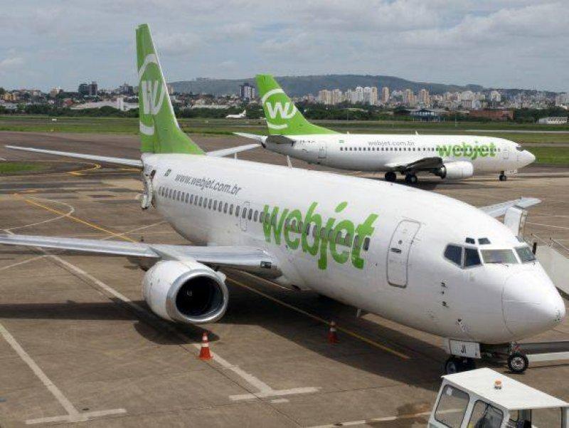 Gol planea reducir la 'anticuada' flota de Webjet, la low cost que adquirió en 2011