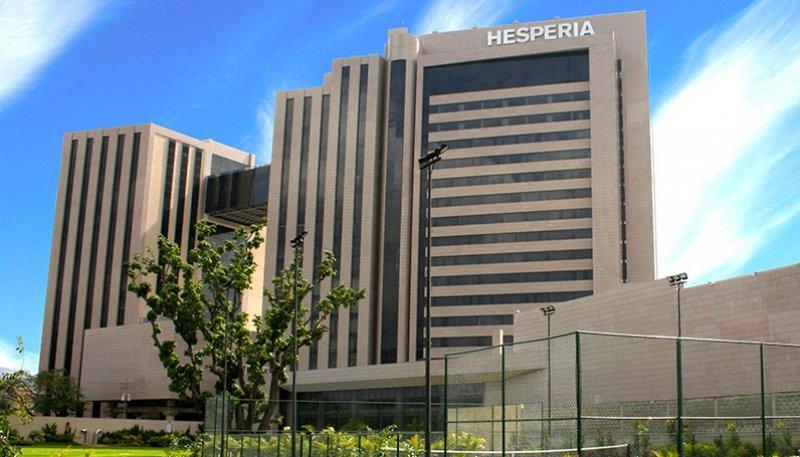 Buscan que tenga características similares al Hesperia World Trade Center Valencia.