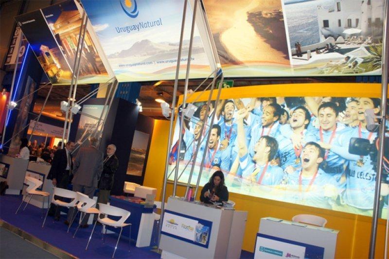 Stand de Uruguay en FITUR 2012