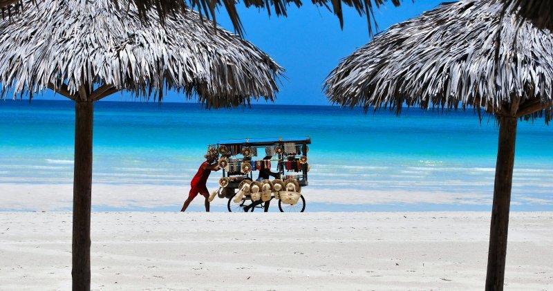 Varadero, principal punto turísitco, recibe al 40% de los viajeros internacionales.