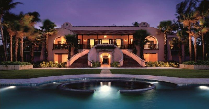 Su Casa, hacienda restaurada a su estilo original de 1920.