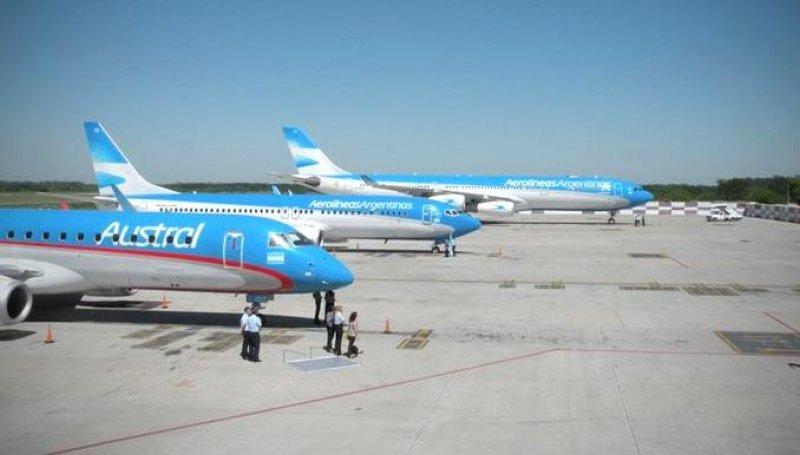 Aerolíneas Argentinas completa la primera etapa de modernización de su flota.