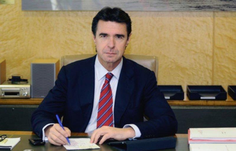 Ministro de Industria, Energía y Turismo de España, José Manuel Soria