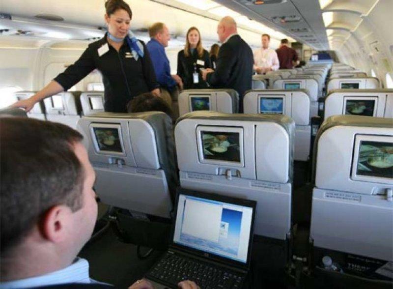American Airlines ya dispone de un avión con el equipo necesario para conectarse a la red en vuelos internacionales