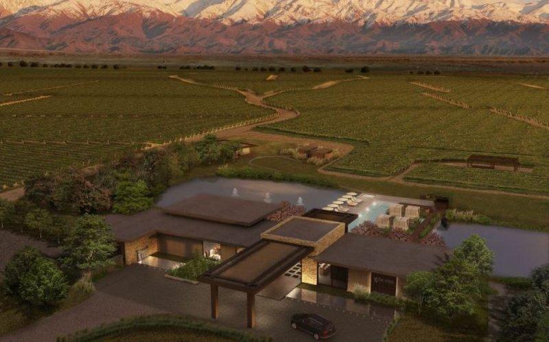 The Vines of Mendoza inaugurará su hotel de lujo en septiembre del 2013.