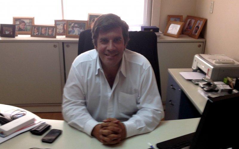 Fabricio Di Giambattista, presidente de la Asociación Argentina de Agencias de Viajes y Turismo.