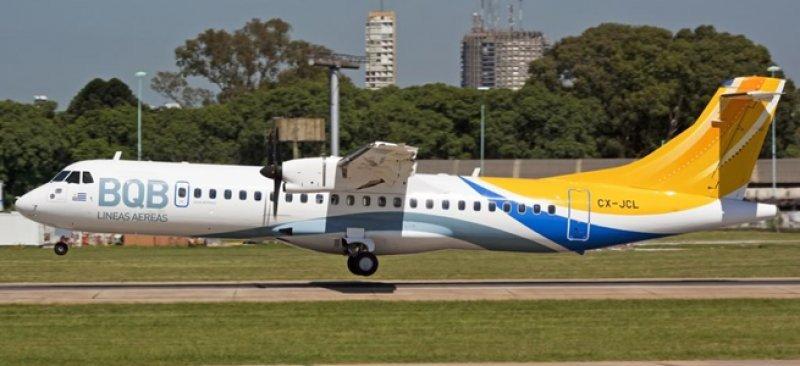 El 14 de enero la aerolínea recibirá su tercer avión ATR 72 500, de 68 butacas con el cual volará a Porto Alegre