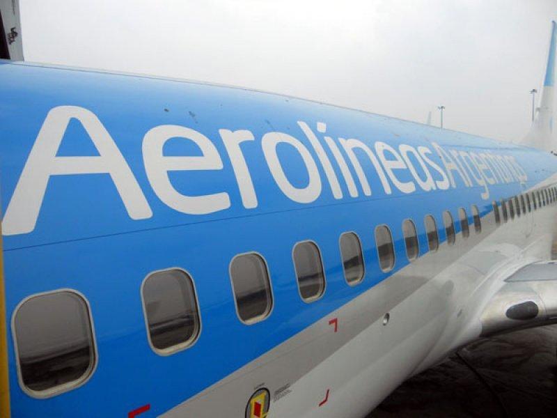 Aerolíneas Argentinas entre las 15 compañías mejor valoradas en España.