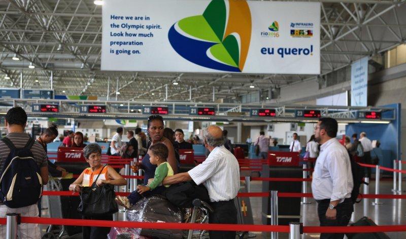 Record de turismo interno en Brasil: 60 millones de viajeros.