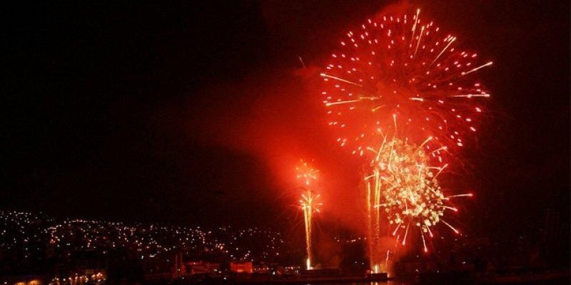 Santiago de Chile: 1,2 millones de personas se movilizarán por año nuevo.