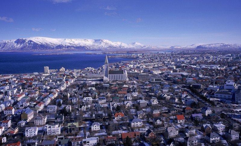 Reikiavik destacó por crecimientos en todos los indicadores.