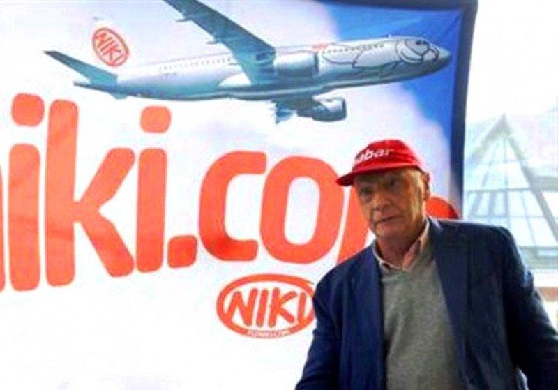 Niki Lauda abandona el consejo de administración de airberlin