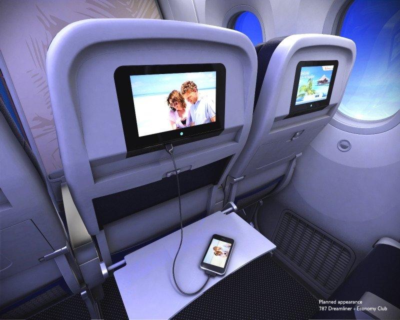 TUI Travel planea revolucionar la larga distancia con el dreamliner.