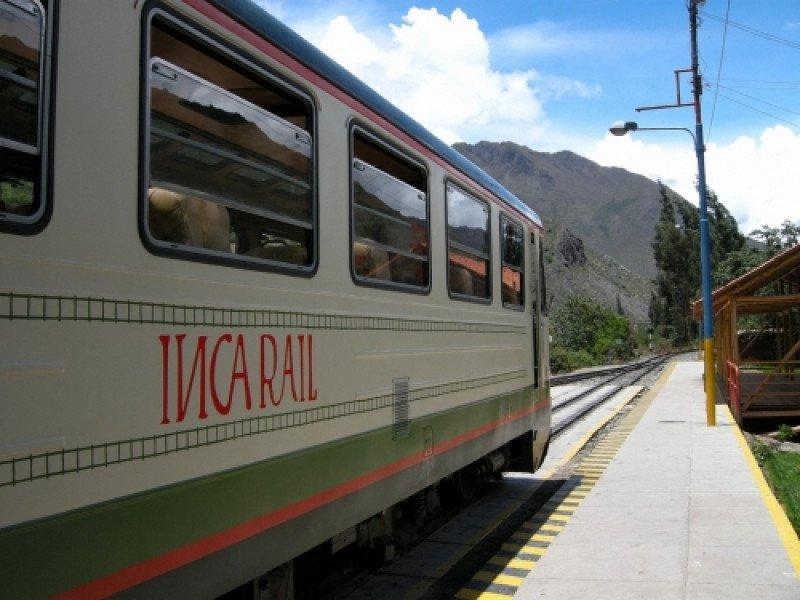 La empresa llevará el nombre Inca Rail y utilizará la marca Machu Picchu Train.