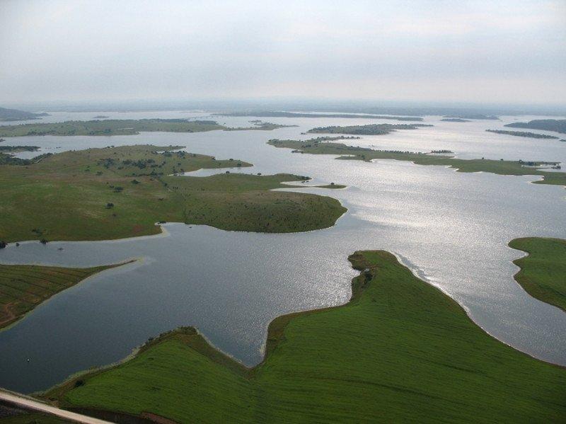 El proyecto ADLA invertirá  5,5 millones de euros para promocionar las potencialidades turísticas de la frontera, incluyendo el turismo náutico en el lago Alqueva.