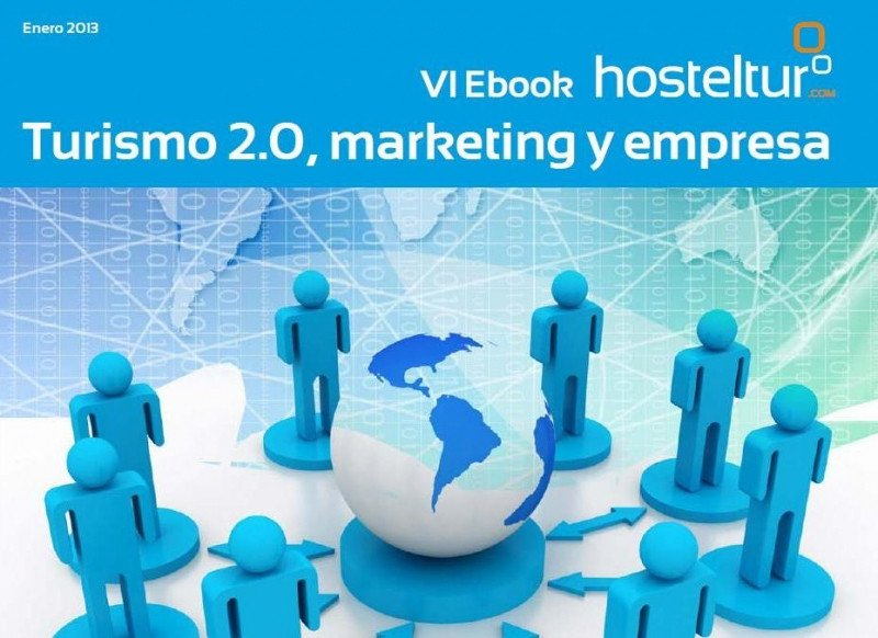 VI eBook Turismo 2.0, Márketing y Empresa