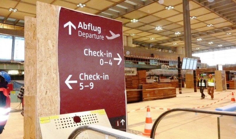 Aeropuerto Berlín-Brandenburg: posponen por quinta vez su inauguración, hasta nuevo aviso.