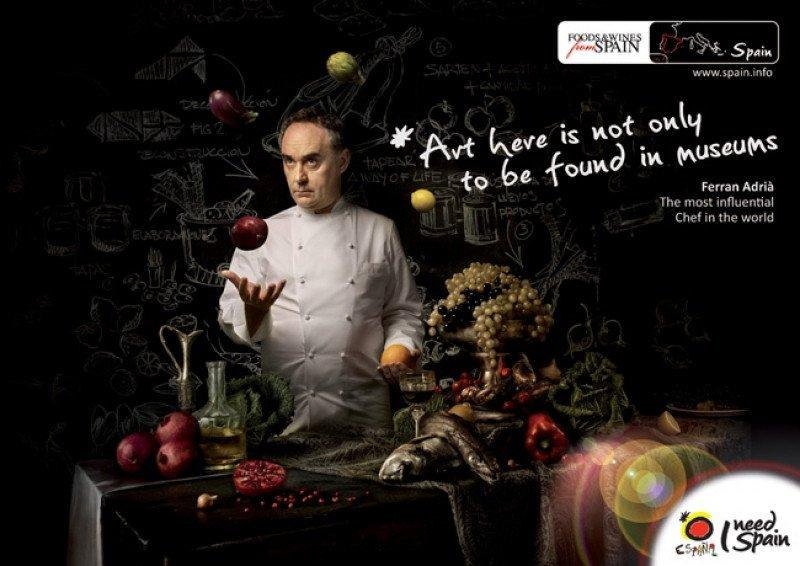 Los chefs españoles son los grandes embajadores del país y de la marca España, según el ministro Arias Cañete.