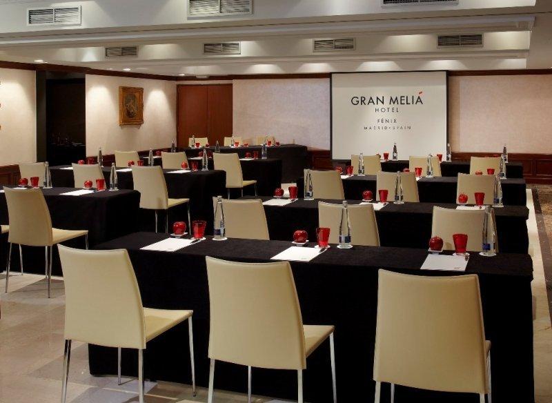 El hotel Gran Meliá Fénix es uno de los incluidos en la nueva Business Hotels Colleciton, Places