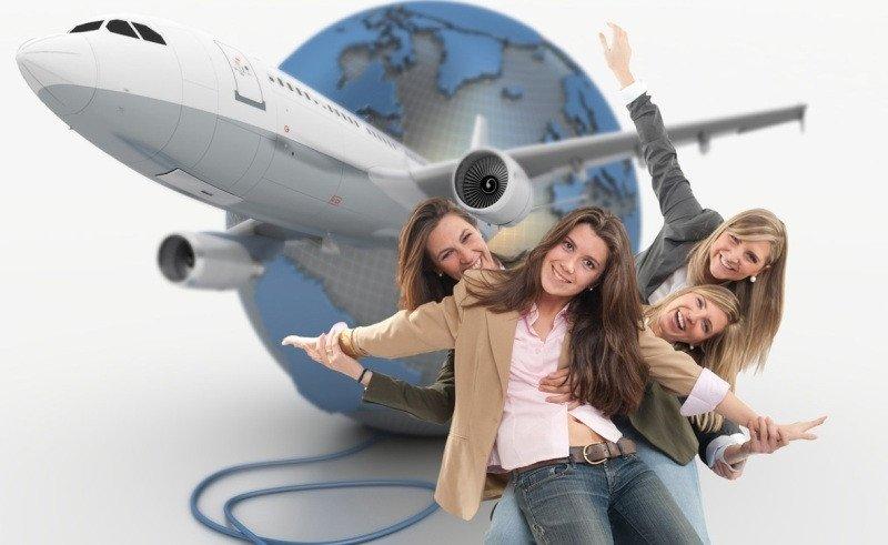 Tanto el informe de Travekling como el de Kuoni detectan un aumento de viajes realizados por grupos de mujeres.