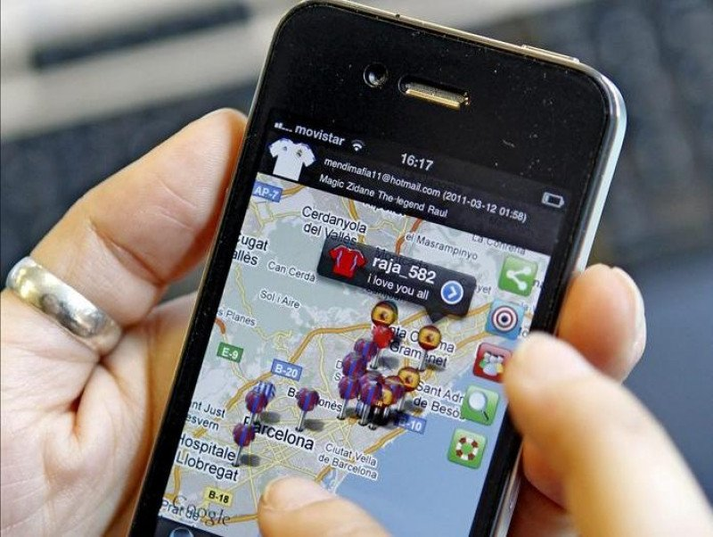 Un 43% de los internautas emplea su dispositivo móvil para conectarse a internet, un 210% más que hace un año.