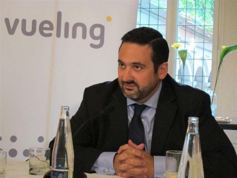 """""""Las tasas están siendo nuestro problema"""", según ha reconocido Alex Cruz, consejero delegado de Vueling."""