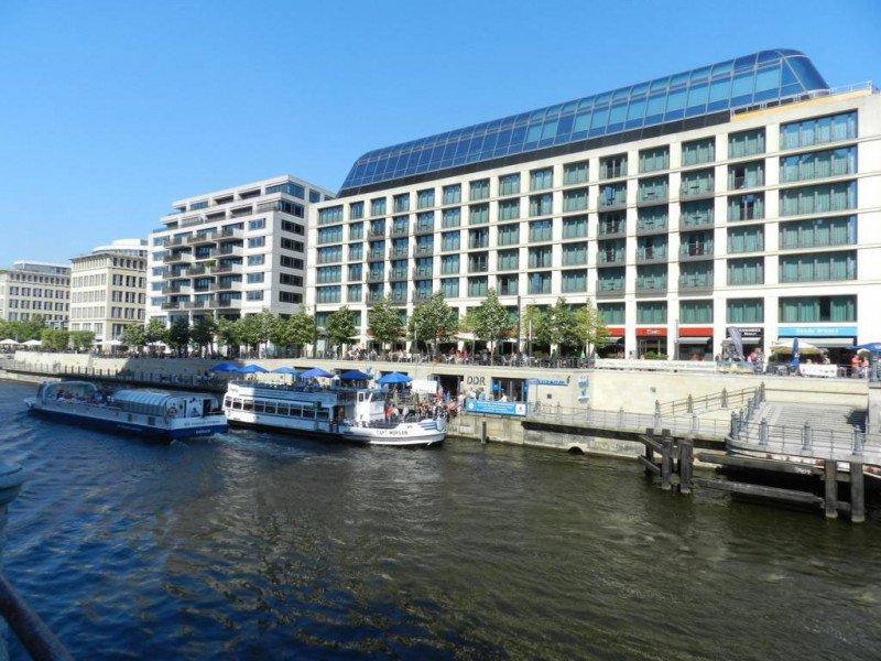 La ocupación hotelera aumentó un 3 % en noviembre en Alemania