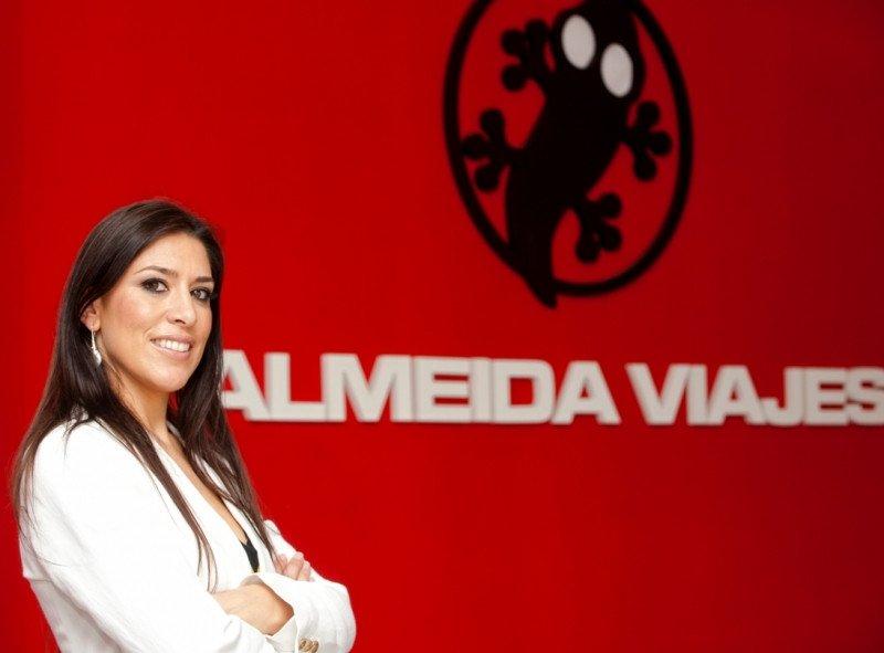 Inmaculada Almeida, CEO de Almeida Viajes.