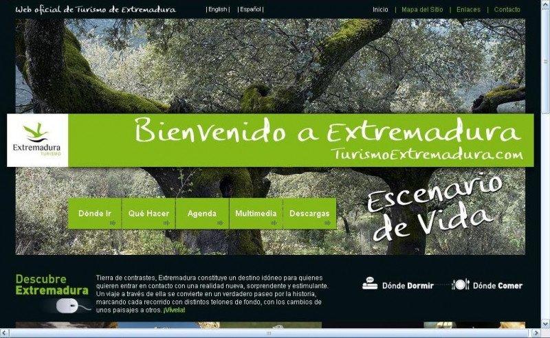 Portal de Turismo de Extremadura