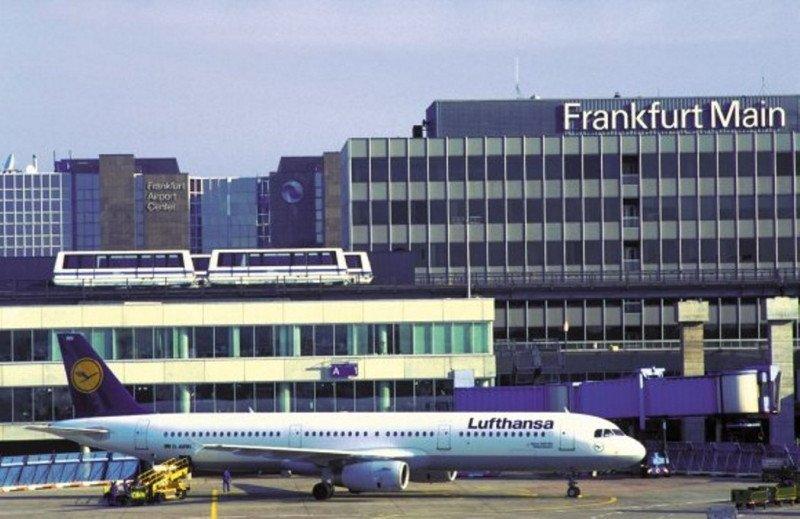 Aeropuerto de Frankfurt: récord de pasajeros en 2012
