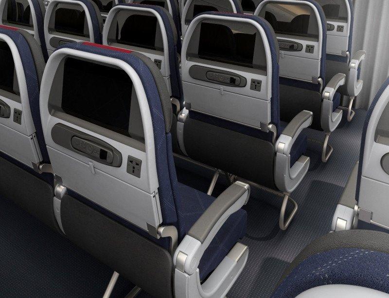 Los agentes de EEUU aumentaron sus ventas aéreas casi un 3% en 2012
