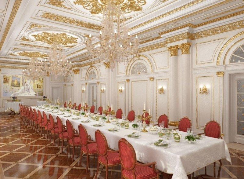 Gran Salón Carlo Rossi.