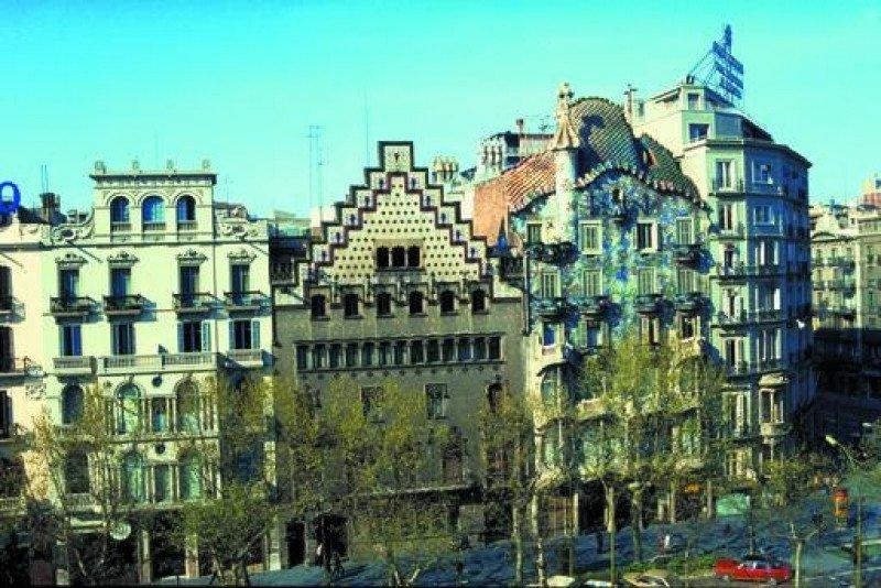 Los hoteles de Barcelona resistirán en 2013