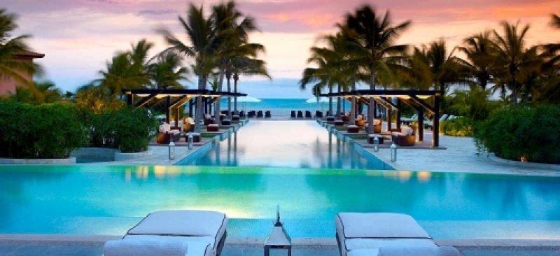 En 2012 JW Marriott abrió su primer hotel de lujo en Panamá.