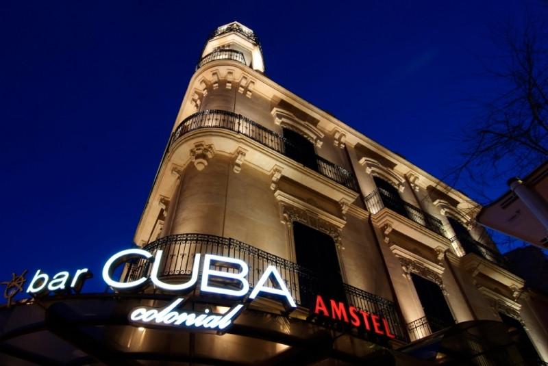 El Hostal Bar Cuba abrirá como hotel boutique en mayo.