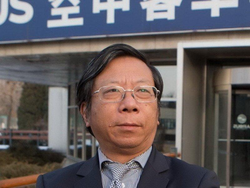 Eric Chen, nuevo presidente de Airbus China.
