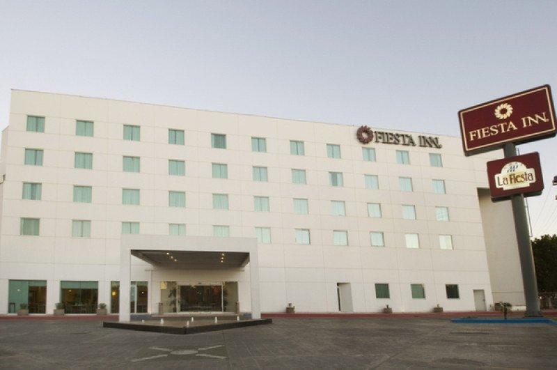 Fiesta Inn Mexicali, uno de los hoteles vendidos por Posadas.
