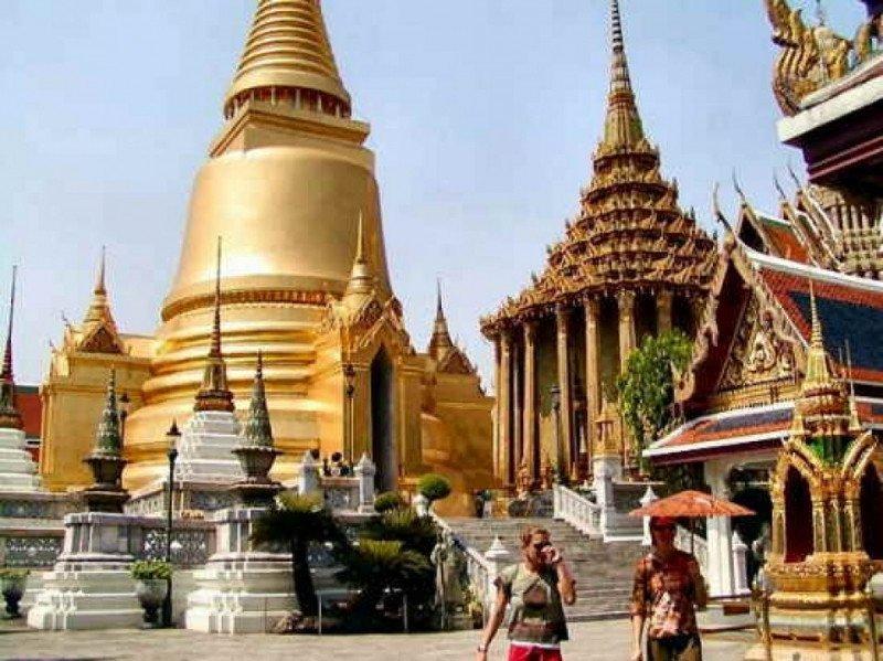 Tailandia espera alcanzar los 24,5 millones de visitantes este año, lo que supondría un incremento de un 10%.