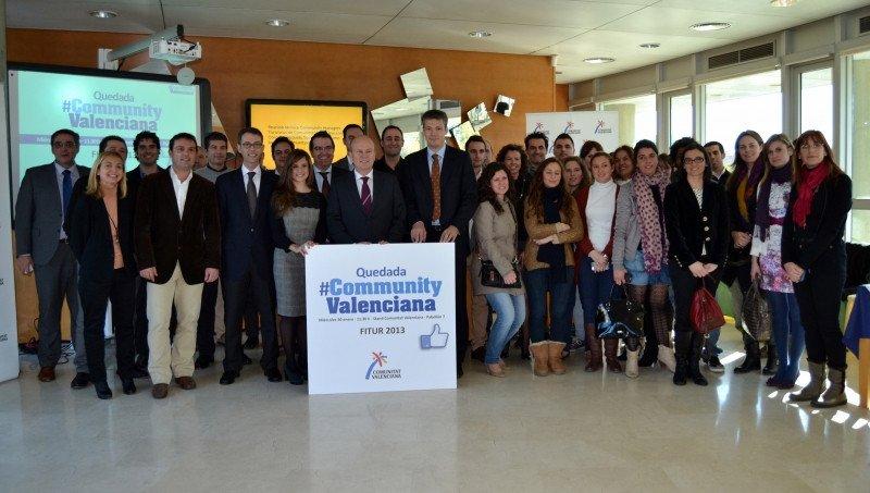 'Community Valenciana' reunirá a los profesionales del turismo y las redes sociales