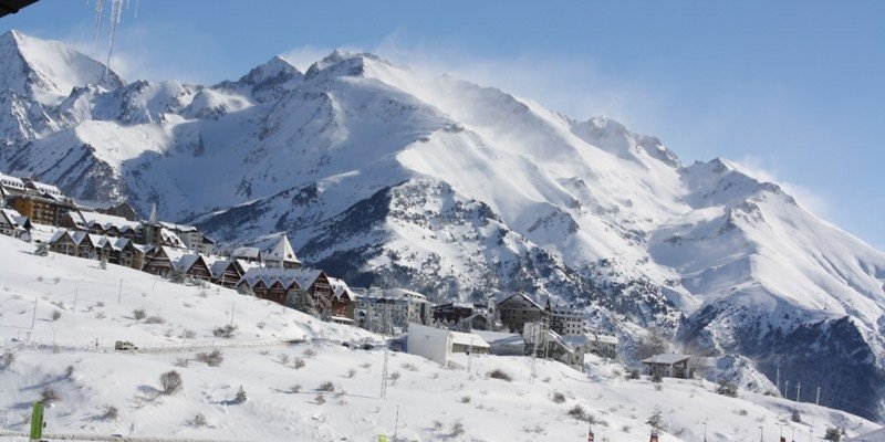 Imagen de Formigal, Huesca, captada esta semana y enviada por ATUDEM.