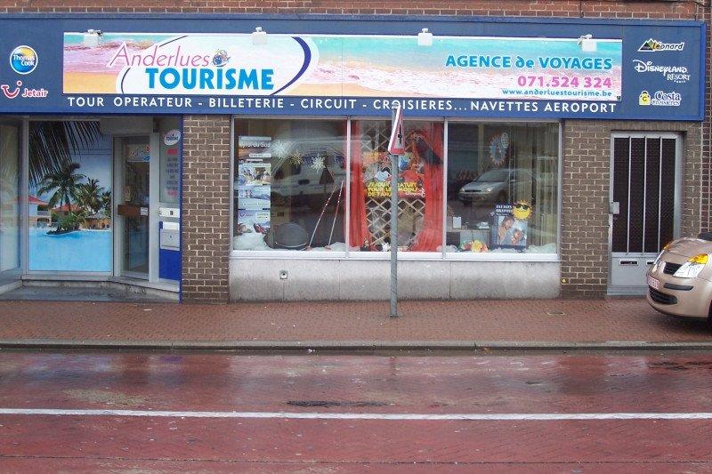 Agencia de viajes francesa.