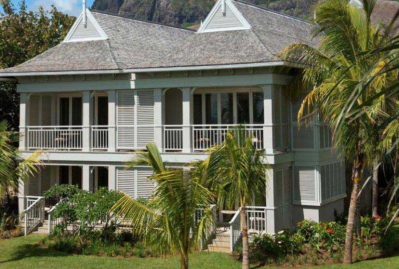 The St. Regis Mauritius Resort, apertura de Starwood en África en 2012.