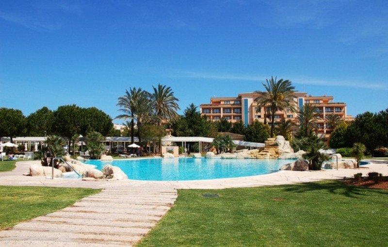 Hipotels Hipocampo Palace, uno de los hoteles de la cadena en Mallorca.