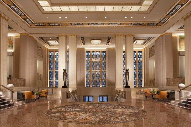 El Waldorf Astoria amnistía a los huéspedes que robaron objetos en el pasado
