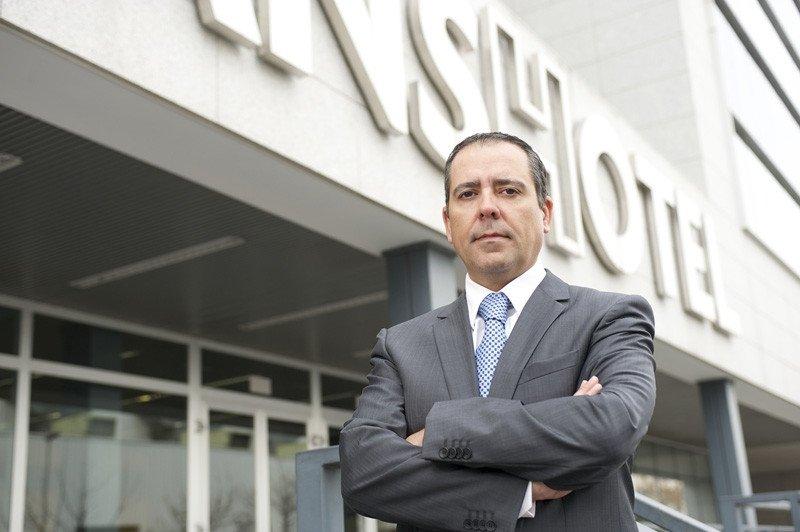 Julio de la Cruz, CEO de Transhotel.